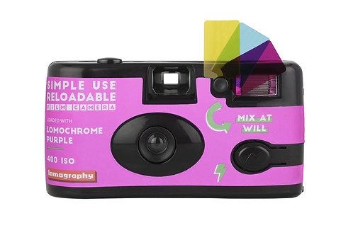 LomoChrome Purple Camera