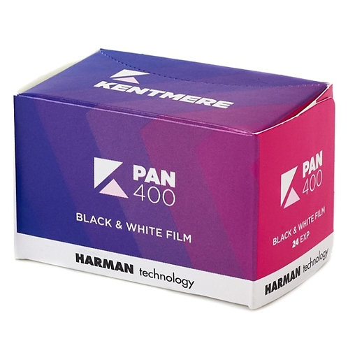 Kentmere Pan 400 , Film & Processing Bundle