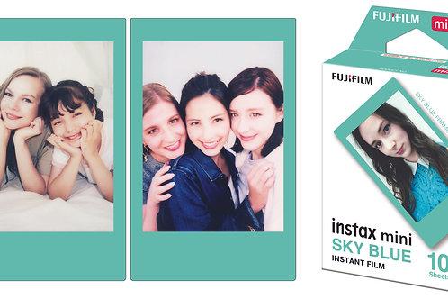 Instax Mini Sky Blue Film 10 Pack