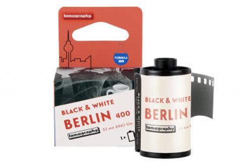 Lomography Berlin Kino B&W 400