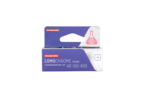 LomoChrome Purple 400 120