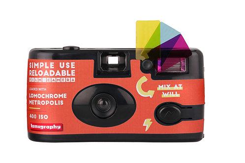 LomoChrome Metropolis Camera