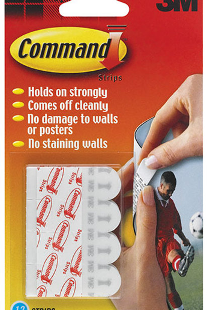 Command Strips (Various Types)