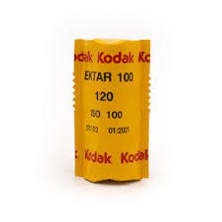 Kodak Ektar 100 120 Single or 5 Pack
