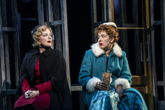 Alex Young and Natalie Casey in Guys and