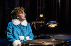 Natalie Casey in Guys and Dolls. Photo b