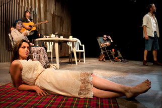 Rebecca Night in UNCLE VANYA St at James' Theatre