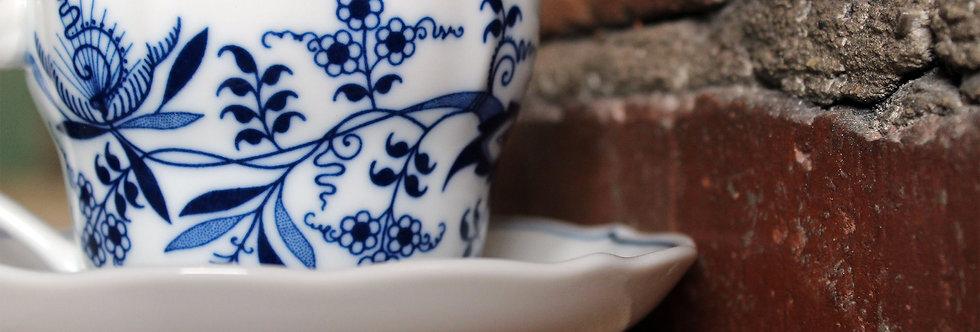 Marjorie Cups & Saucers