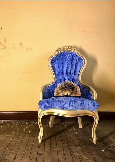 Happy Hiccup Vintage Chair Rental