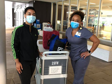 Healthy Soul Feeds Life to Nurses During Pandemic