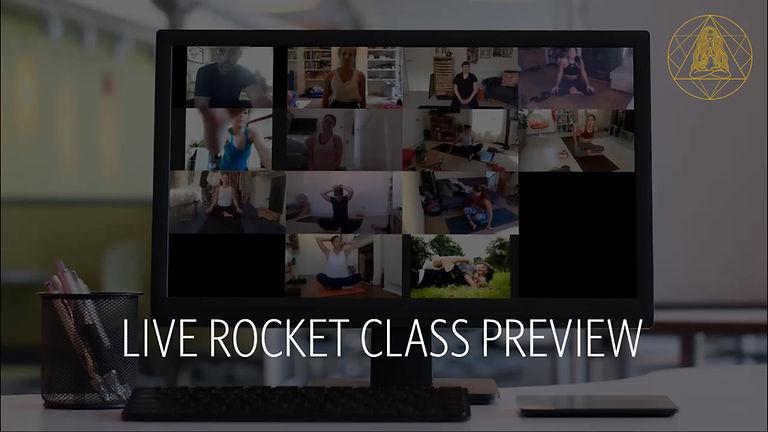 Live Online Rocket Class