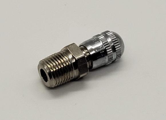 1/8 NPT Schrader valve
