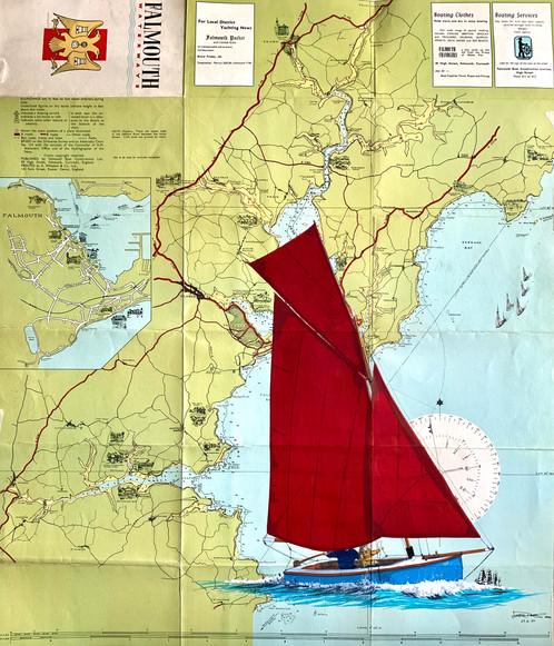 Falmouth sailing
