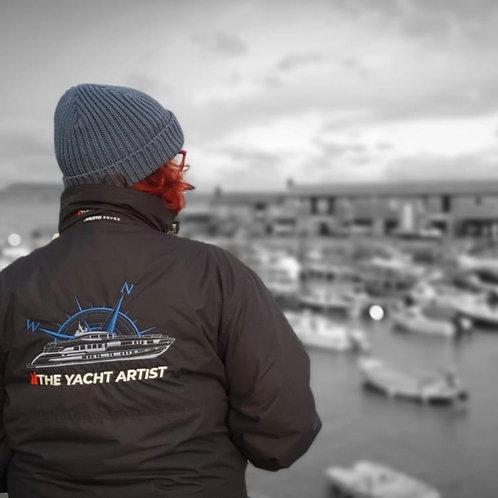 "MUSTO SNUG Jacket ""The Yacht Artist"" LOGO"