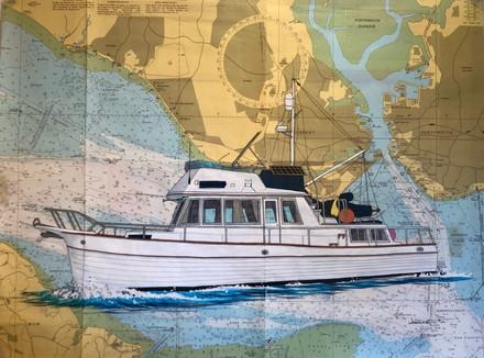 Gloucester Yacht