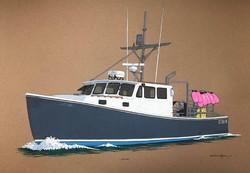 Californian Boat