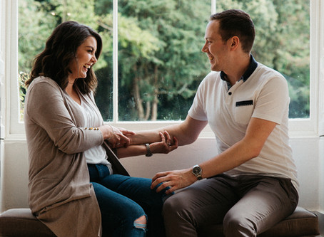 Why ALL couples should have an engagement shoot!