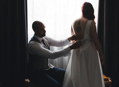 The FUTURE of weddings?!