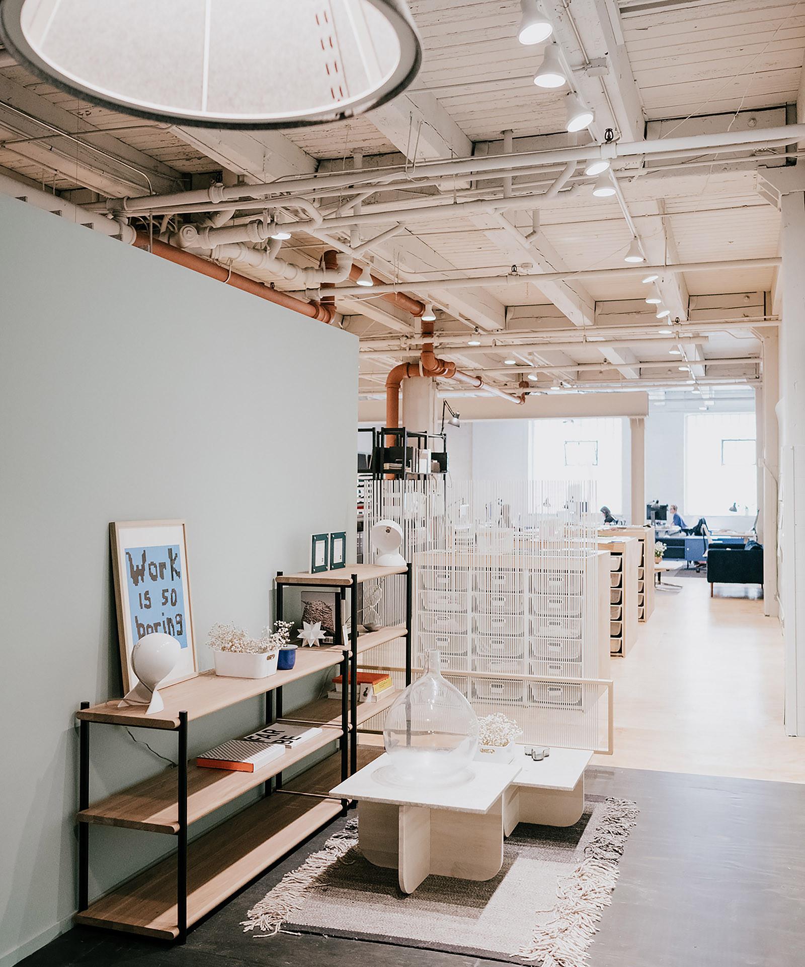 Fun, Welcoming Entry for Studio Hub | Kuchar