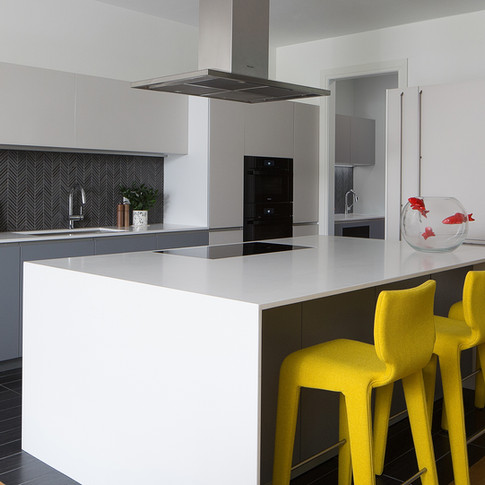Lakeview Residence Kitchen | Kuchar