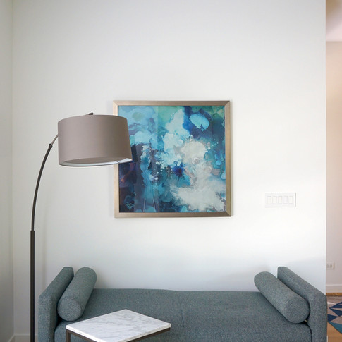 Modern Luxury Pilsen Residence Seating Area   Kuchar