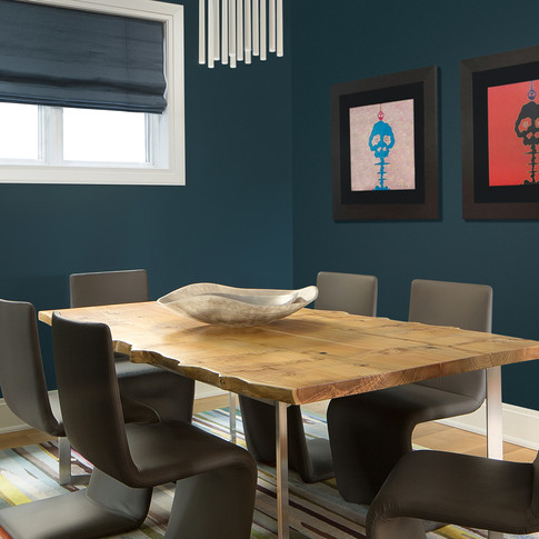 Lakeview Residence Dining Room | Kuchar