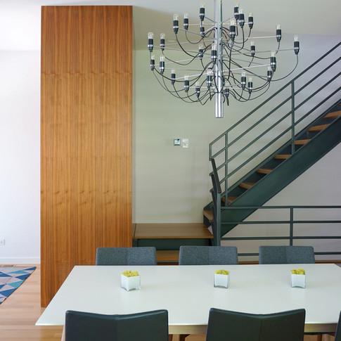 Modern Luxury Pilsen Residence Dining Area   Kuchar