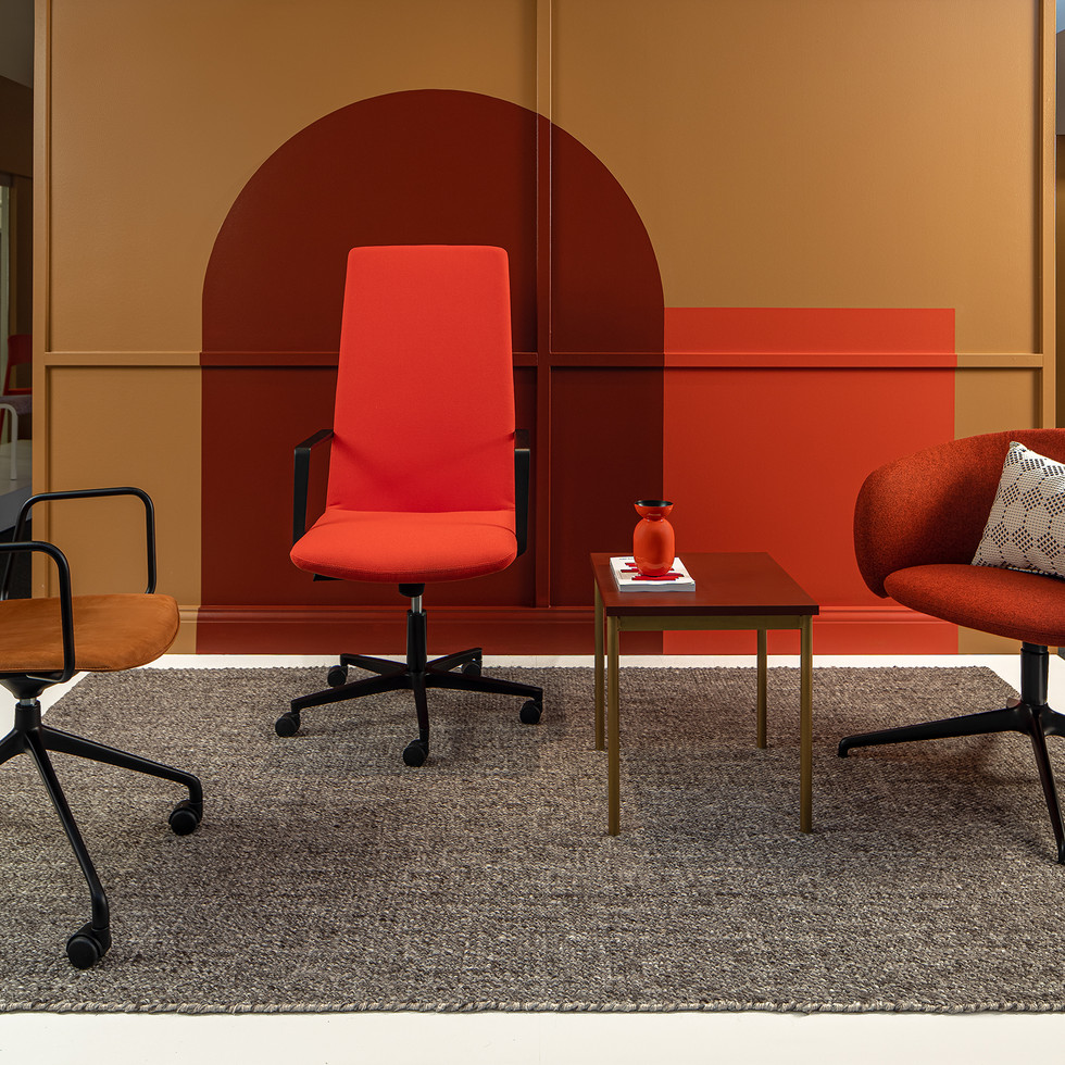 Bright, Bold Color for Source International Seating | Kuchar