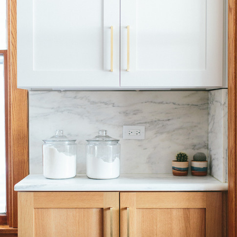 Modern Vintage Residential Kitchen Styling | Kuchar
