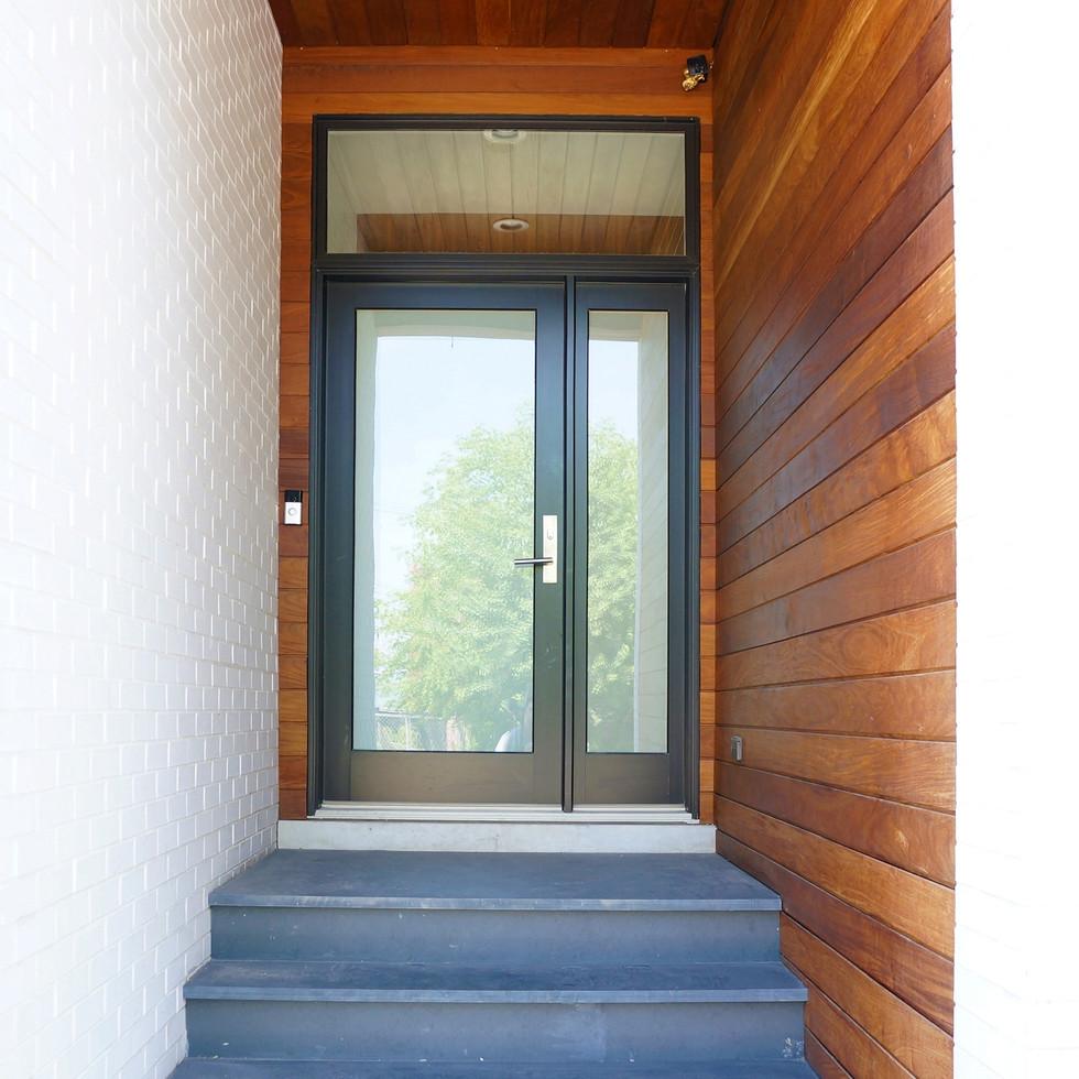 Modern Luxury Pilsen Residence Entry   Kuchar