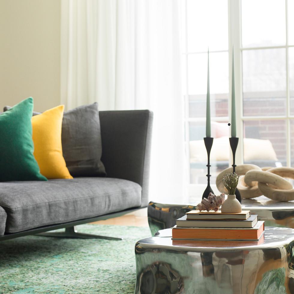 Lakeview Residence Living Room | Kuchar