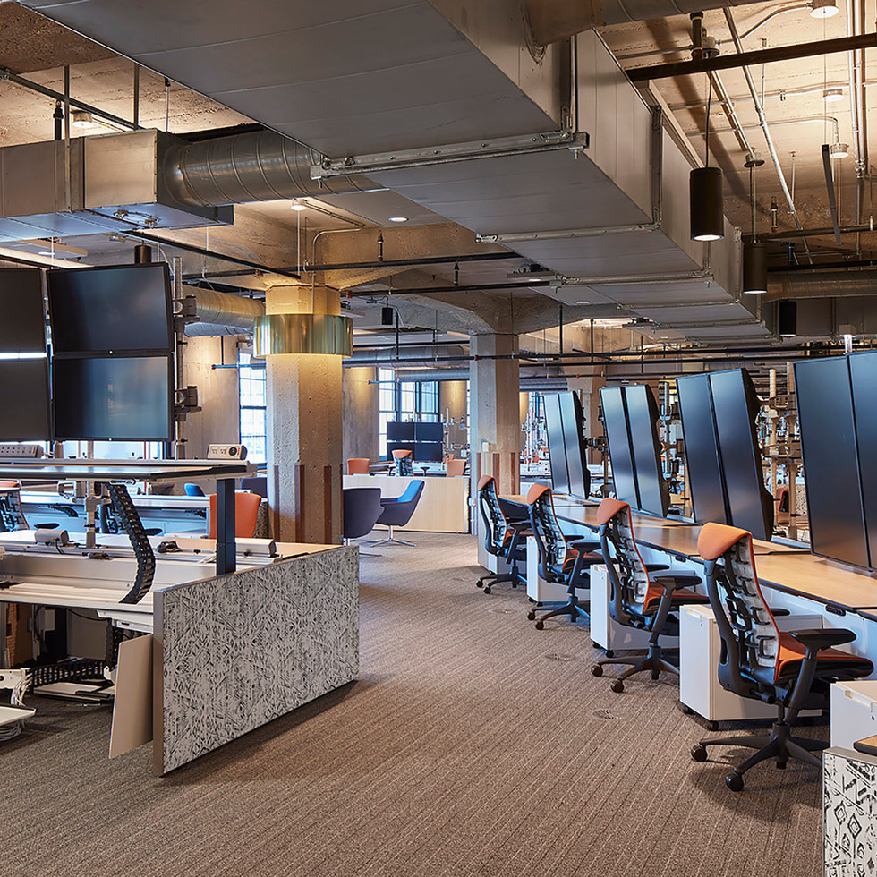 Trading Floor in Confidential Chicago Financial Firm | Kuchar