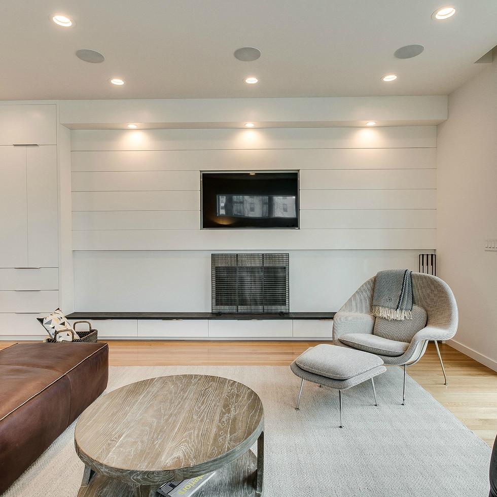 Modern Luxury Pilsen Residence Open Living Area   Kuchar