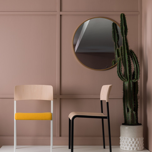 Soft Palette Cactus Styling for Source International Seating | Kuchar