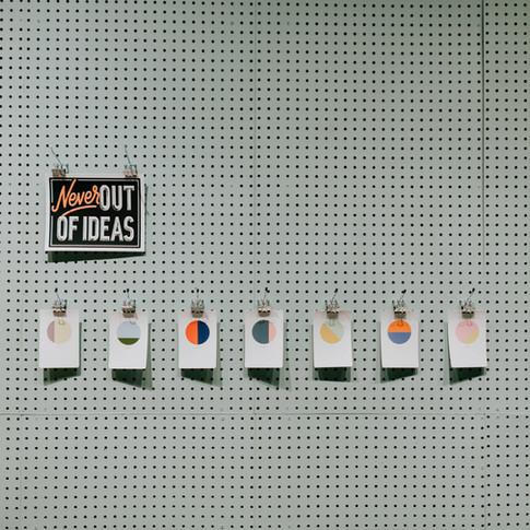 Fun, adaptive peg board for Studio Hub | Kuchar