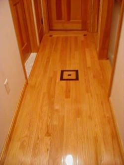 Hallway Custom Inlay