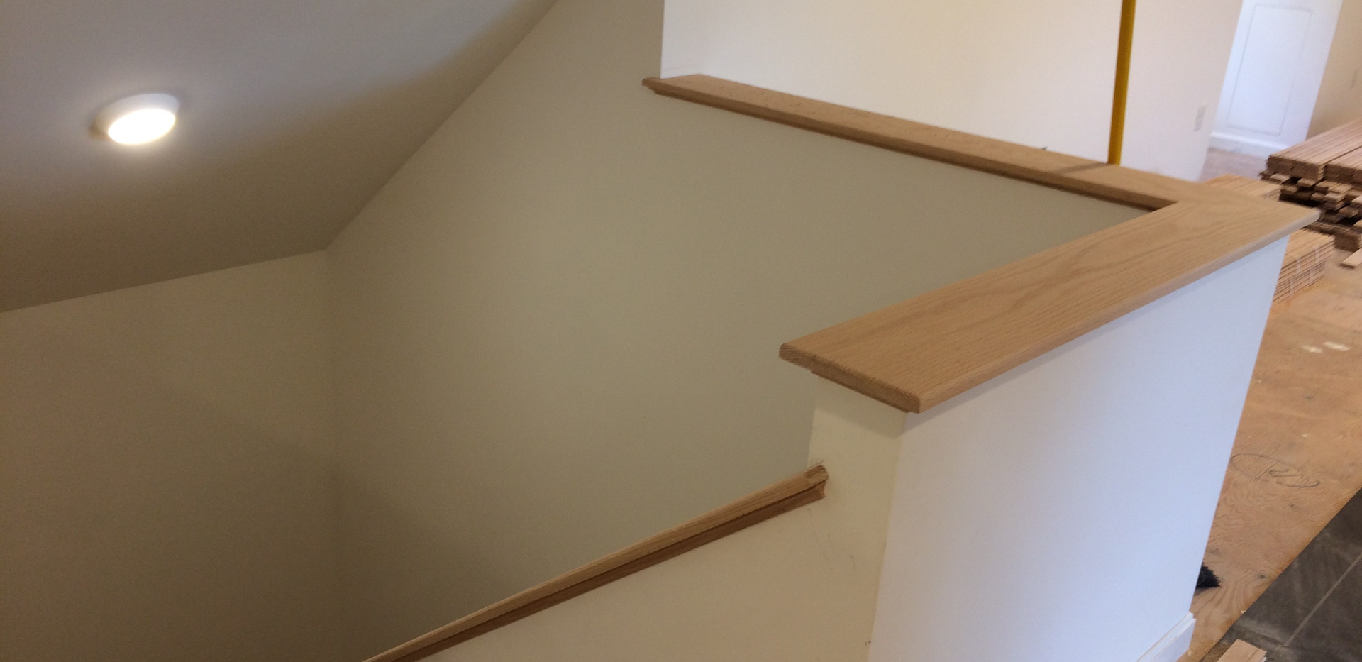 Top Rail for Stairway