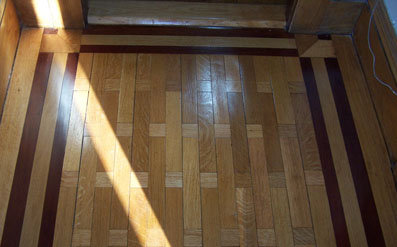 Resand Original Fir Floor