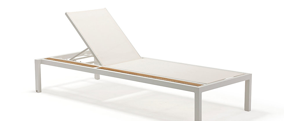 Lounger Pool Chair with Table