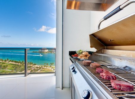 How to clean your Outdoor Kitchen