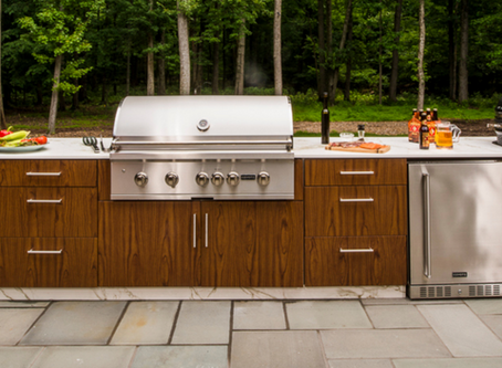 Create your Outdoor Kitchen Step by Step