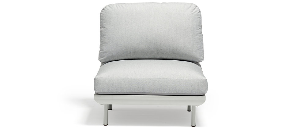 Club ArmLess Deep Chair