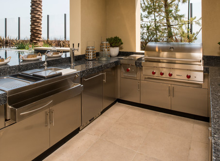 5 Things to Consider for a perfect Outdoor Kitchen