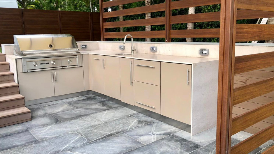 Arte Patio – Get the best Outdoor Kitchen Help from the best in Miami