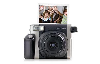 Fotenie na Instax fotoaparát Fuji