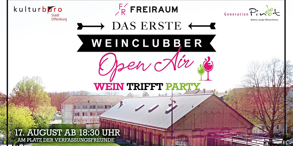 WEINCLUBBER OPEN AIR