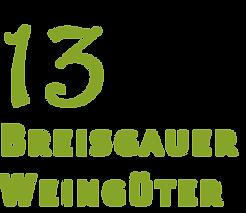 13 Breisgauer Weingüter