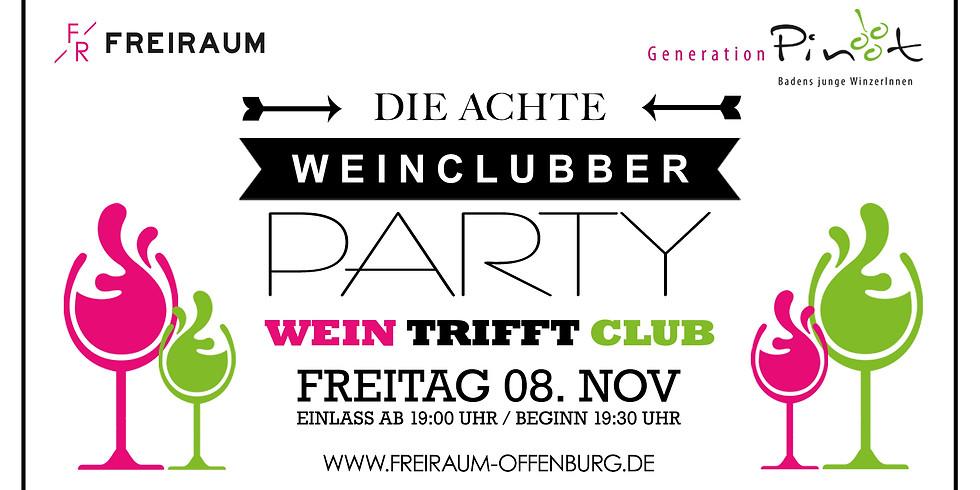 WEINCLUBBER PARTY