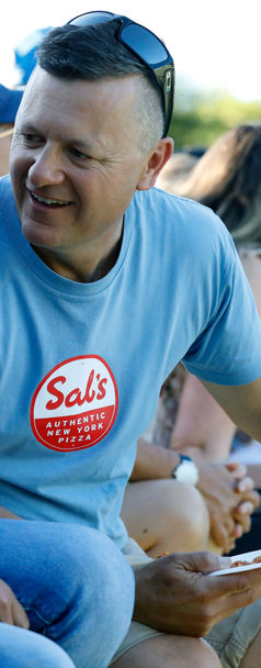 Thank you to our generous sponsor, Sal's Authentic New York Pizza.