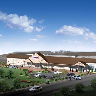 미군 군산 쇼핑센터